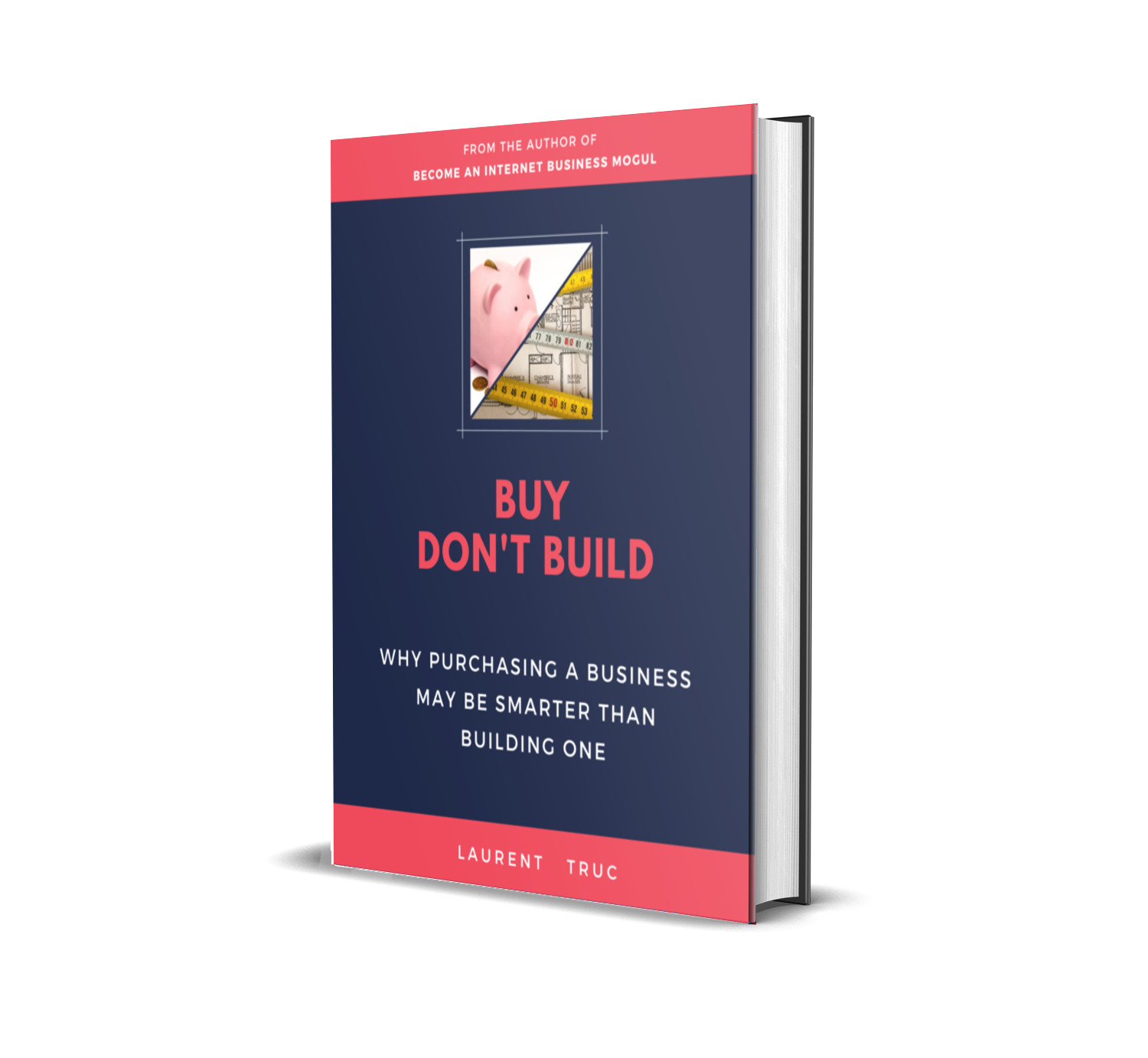 Buy Don't Build eBook